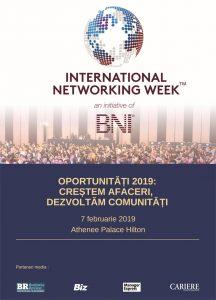 Oportunitati 2019: Crestem afaceri, dezvoltam comunitati @ Athenee Palace Hilton | București | Municipiul București | România